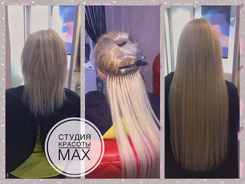 Ленточное наращивание волос ульяновск